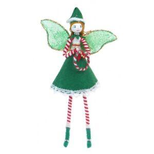 Fairy North Pole Christmas Angel