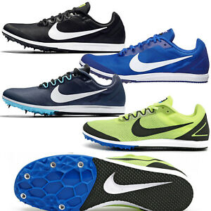 the best attitude 3ed58 eae44 Image is loading New-Nike-Zoom-Rival-D-10-Mens-Track-