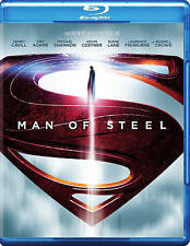 Man of Steel Blu-ray/DVD Movie Special Features 3 Disks No Digital Copy
