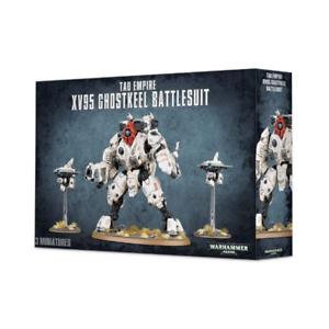 Tau-Empire-XV95-Ghostkeel-Battlesuit-Warhammer-40k-Brand-New-56-20
