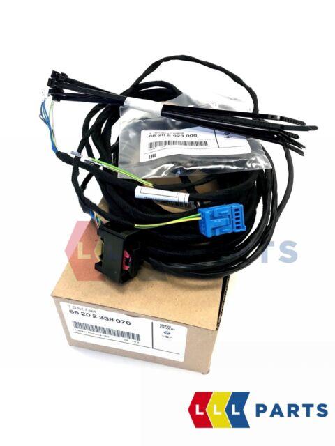Original BMW f20 f22 f30 f31 f32 ultrasons Convertisseur Capteur Midnight Blue 9261628