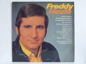Freddy-Vinyl-LP-Heute