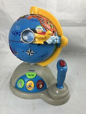 VTech-Fly and Learn Globe-Children's Educational Toy ...