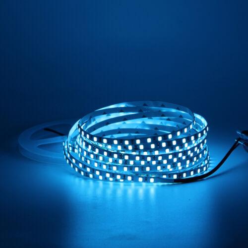 5M LED Strip light 120LED//M 240led//m narrow width 5mm PCB SMD 2835 Tape Lamp 12V