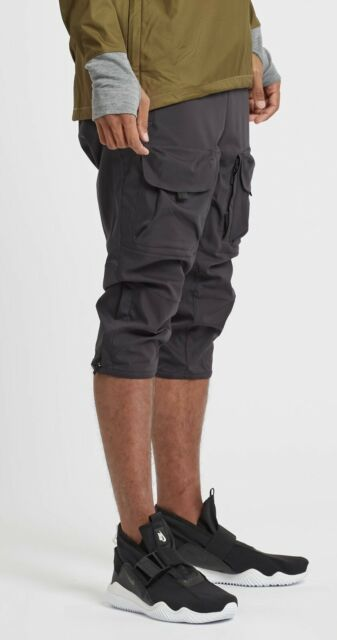 perdí mi camino Pensativo Habubu  Nike NikeLab AAE 1.0 Mens 3/4 Trousers Pants Bottoms Joggers Size XL for  sale online | eBay