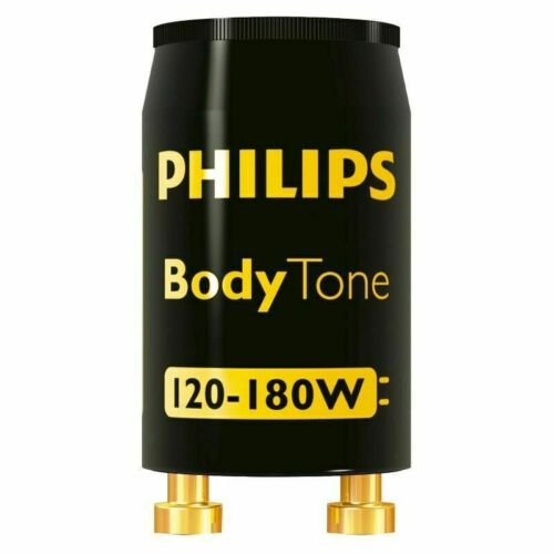 SUNBED STARTERS PHILIPS BODY TONE 120w-180w FOR HIGH POWER TANNING LAMPS TUBES
