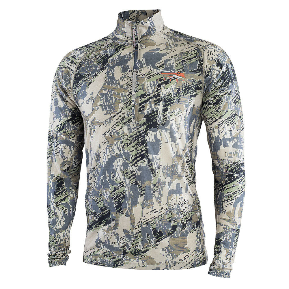 Sitka Open Country Merino CORE Ltwt  Half-Zip Optifade Open Country X Large  2018 latest