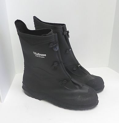 "New LaCrosse Gator Rubber Overboots Waterproof 12"" 3 Buckle USA Made Sizes 7-16"