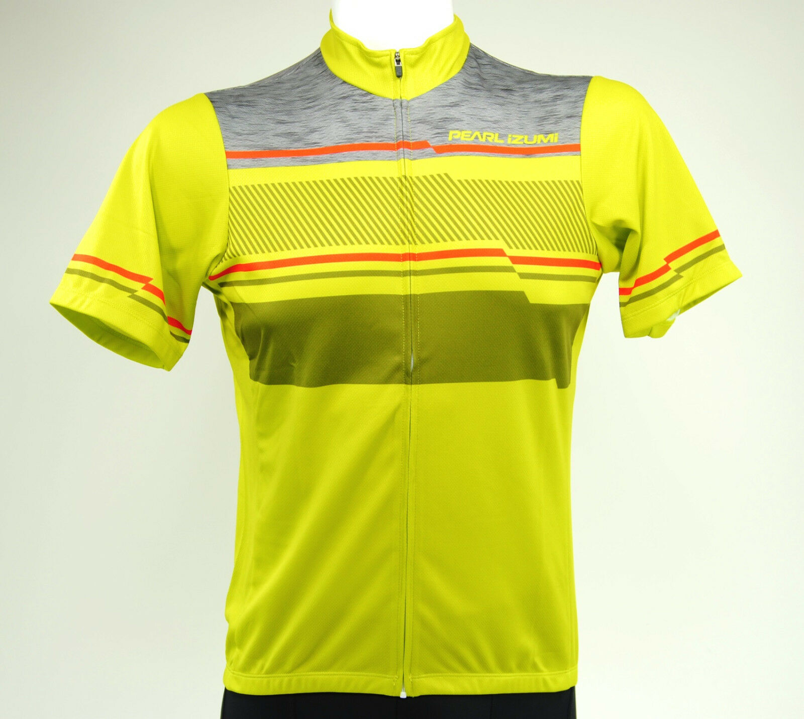 Pearl Izumi Select LTD Cykel Jersey, Drift Citron, Medium