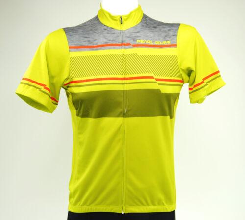 Pearl Izumi Select LTD Bike Jersey Drift Citron Medium