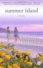 Summer Island by Kristin Hannah (2004, Paperback)