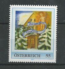 """Österreich PM personalisierte Marke """"Postamt CHRISTKINDL """" **"""