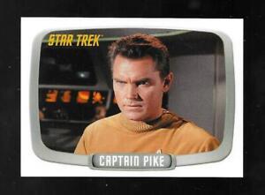 Star Trek The Original Series TOS 40th Anniversary Series 1 Card Album