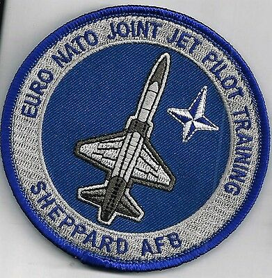 USAF 706th FIGHTER SQ PATCH /'TACTICS TEST TRAINING/'                     COLOR