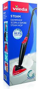 Vileda Steam Dampfreiniger 1550 W Handdampfreiniger Dampfbesen