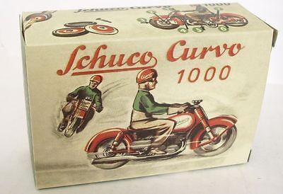 Blechspielzeug Repro Box Schuco Curvo 1000