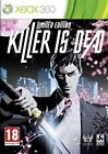X360 Killer Is Dead - Limited Edition and Factory PAL UK