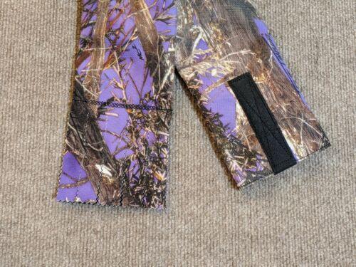Purple Camo Cordura Horse Tail Bag