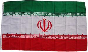 Bandiera-IRAN-90-x-150-cm-SOLLEVAMENTO-TEMPESTA-Coppa-Mondo-del