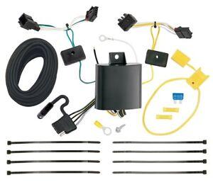 Trailer Wiring Harness Kit For 15-19 Volkswagen Golf 12-15 VW Passat Plug &  Play | eBayeBay