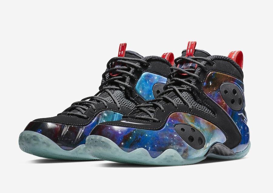 c47debc15ec 2019 Nike Zoom Rookie Galaxy CI2120-001 Jordan Penny Foamposite Size 12.  nxktmb8519-Athletic Shoes