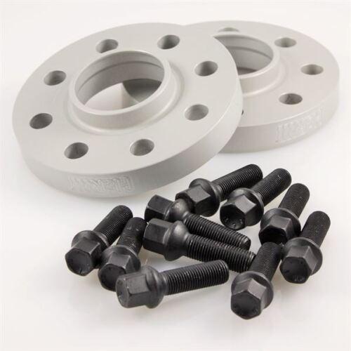 16mm//eje tornillos negra H/&r ensanchamiento también para audi a3 tipo 8v