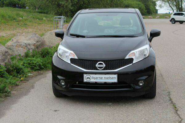 Nissan Note 1,2 Visia - billede 3