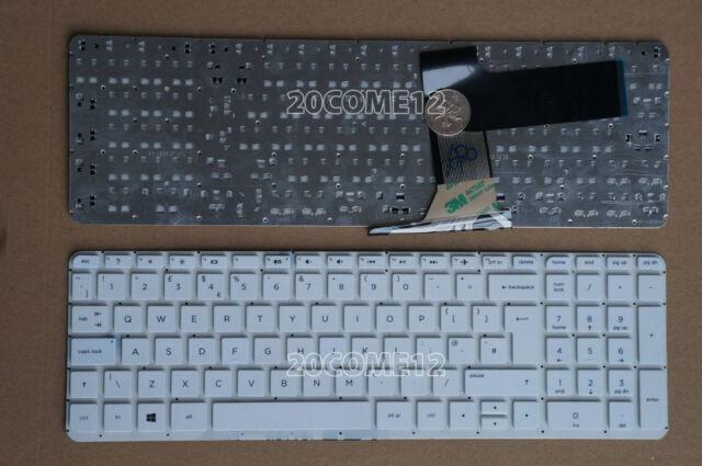 US English Keyboard for HP ENVY 15 15-ae 15-ae076ca 15-ae178ca