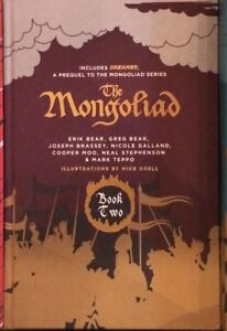 The-Mongoliad-Book-2-Collectors-Edition-Signed-by-Neal-Stephenson-1st-Print
