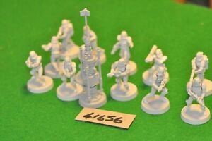 Sci-Fi-Star-Wars-Legion-Empire-forces-Storm-Troopers-13-figures-41656