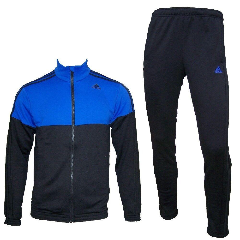 Adidas ClimaLite Herren Fitnessanzug Trainingsanzug Sportanzug Jogginganzug
