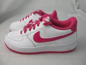 best sneakers e328b 4aa09 Image is loading NEW-JUNIORS-NIKE-AIR-FORCE-1-314219-124-