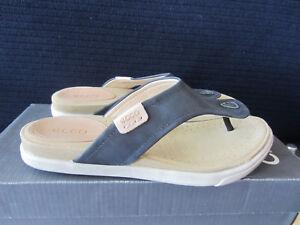 Oder Gr Und Ecco Gold Pantoletten Sandal 36 Ovp Damara Neu Damen Schwarz 39 0q0OHXw