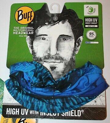 Buff Escudo Insectos Ultravioleta Alta