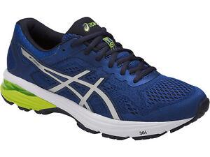 Detalles acerca de * Modelo Mejorado * Asics Gt 1000 6 Hombres Zapatos  Correr (2E) (4993)- mostrar título original