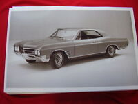1966 Buick Skylark Grand Sport Gs Hardtop 11 X 17 Photo Picture