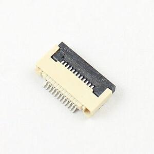 10pcs Fpc Ffc 0 5mm Pitch 12 Pin Flip Type Ribbon Flat