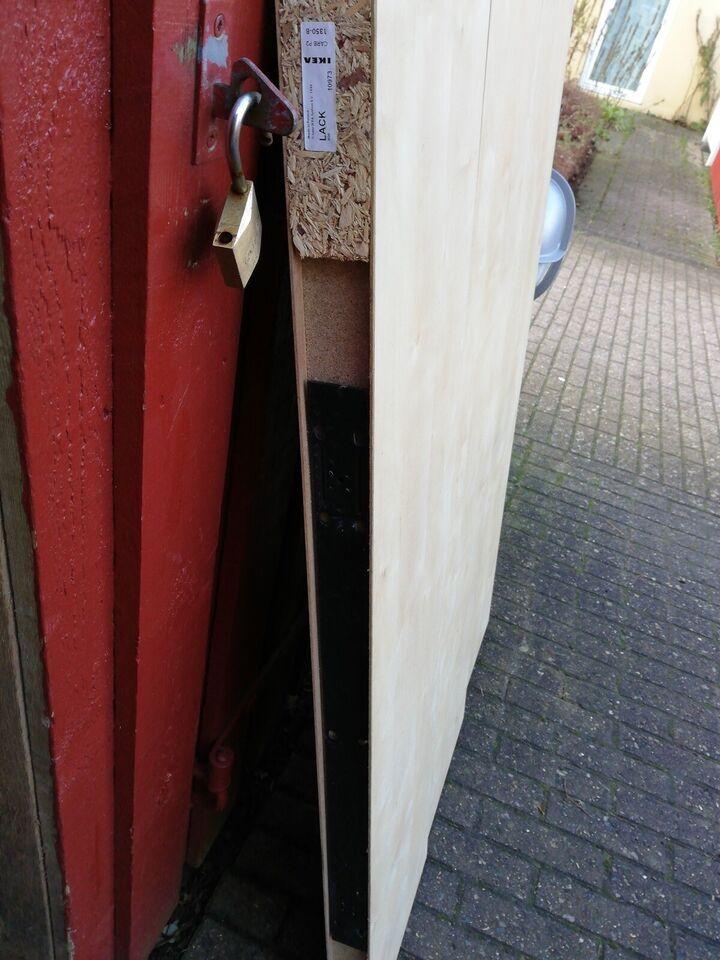 Svævehylder 3 stk., Ikea nr 10973