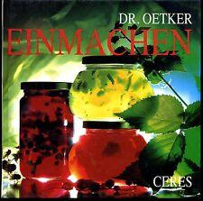 Einmachen--Dr. Oetker--CERES-