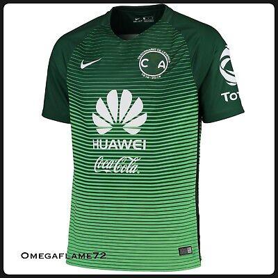 more photos 83832 1c0e4 Nike Club America 3rd Stadium Home Football Soccer Shirt, 776817-342, Sz  Small | eBay