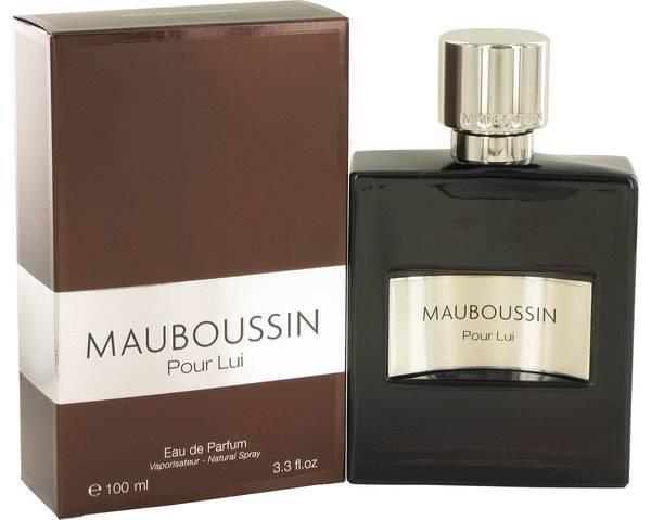 Spray 100ml Parfum Pour Lui Eau Mauboussin De Edp H2e9WDYEIb