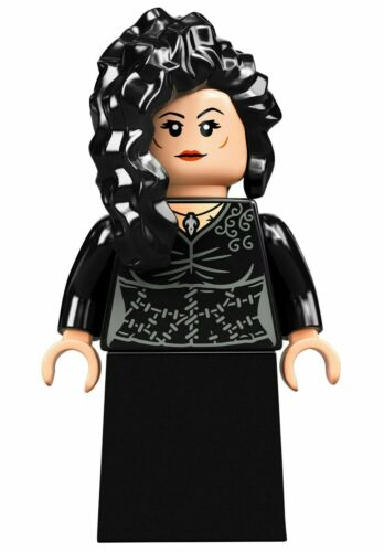 Lego Harry Potter Bellatrix Lestrange Figura de Set 75980 Nuevo