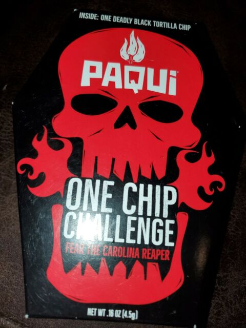 PAQUI One Chip Challenge 810002650130