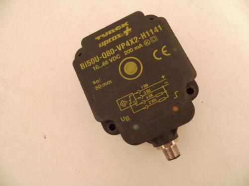 Turck Bi50U-Q80-VP4X2-H1141 Näherungsschalter induktiv