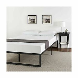 Zinus Abel 14 Inch Metal Platform Bed Frame With Steel
