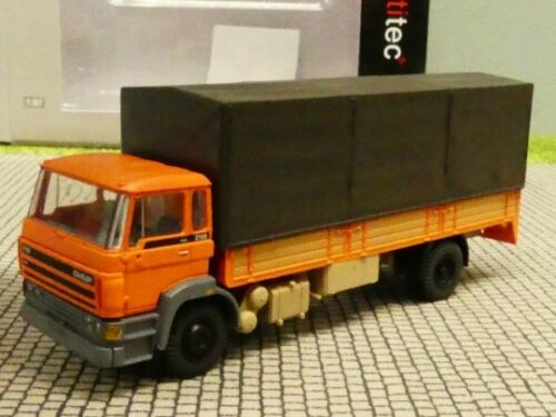 1//87 Artitec DAF 2100 Kipp-conductor casa cabina C naranja 487.053.01