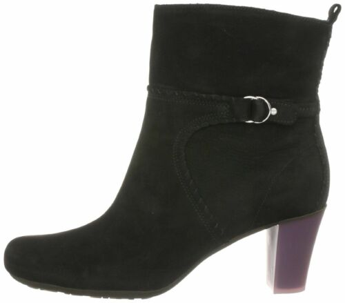Leather £150 Eur 41 Nubuck Ariadna 46425 Bnib 002 8 Camper Ankle Uk Boots Black wnFBROq