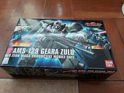 NEW Gundam HGUC 1//144 AMS-129 Geara Zulu Model Kit