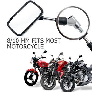 2Pcs-Motorcycle-Rear-View-Side-Mirrors-8-10MM-For-HARLEY-HONDA-SUZUKI-YAMAHA