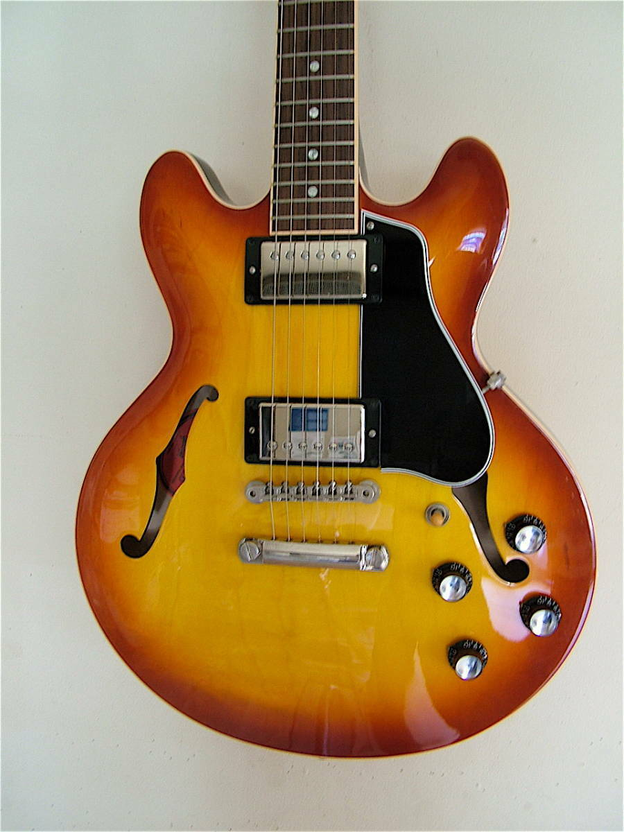 Gibson ES-339 beautiful beautiful beautiful rare EMS F/S c345c3